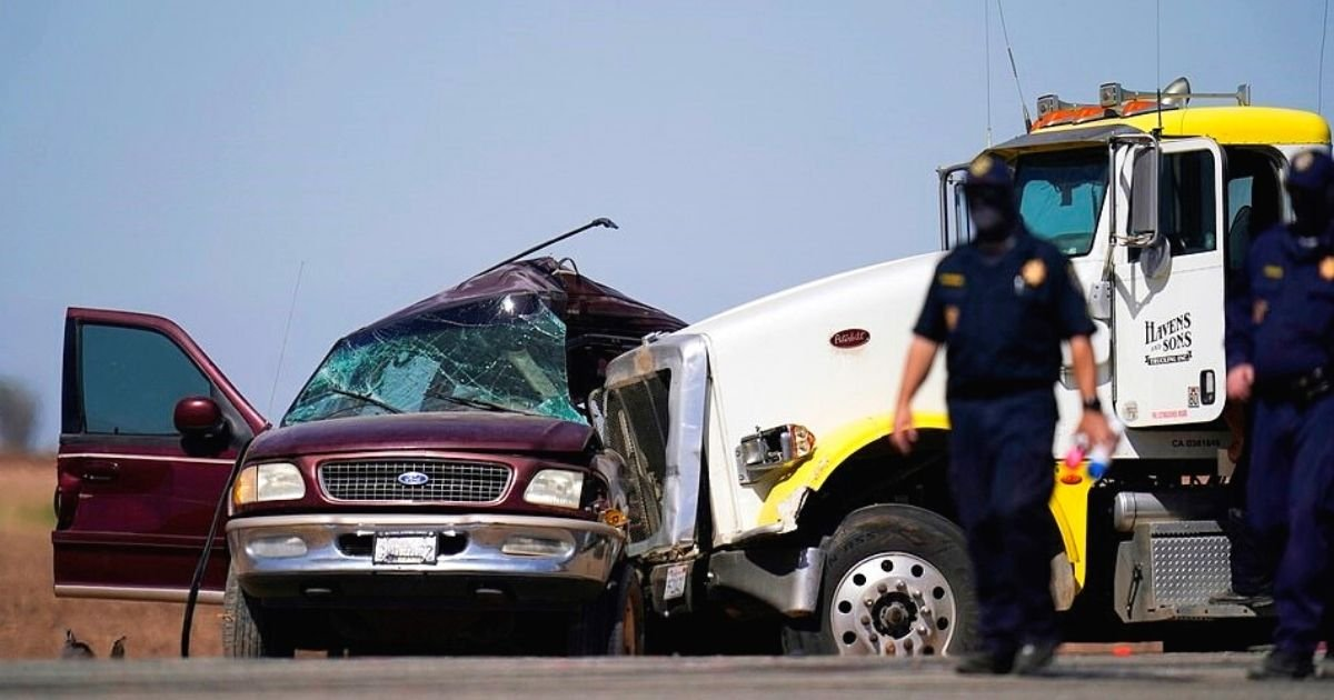 crash5.jpg?resize=1200,630 - At Least 13 People Died And Many Others Hospitalized After SUV Crashed Into A Semi-Truck