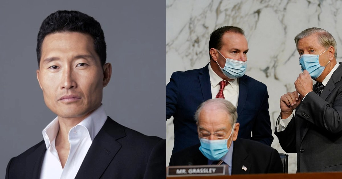 daniel.png?resize=412,275 - Actor Slams GOP Republicans For Voting Against A Resolution That Denounced Anti-Asian Racism While Violence Against Asians Are Increasing
