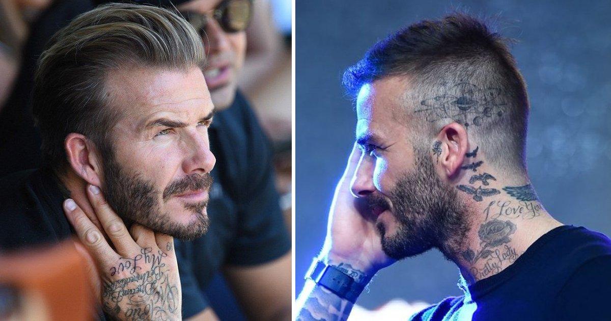 errrr.jpg?resize=366,290 - David Beckham's Head Tattoo Is Impressing Fans Around The Globe