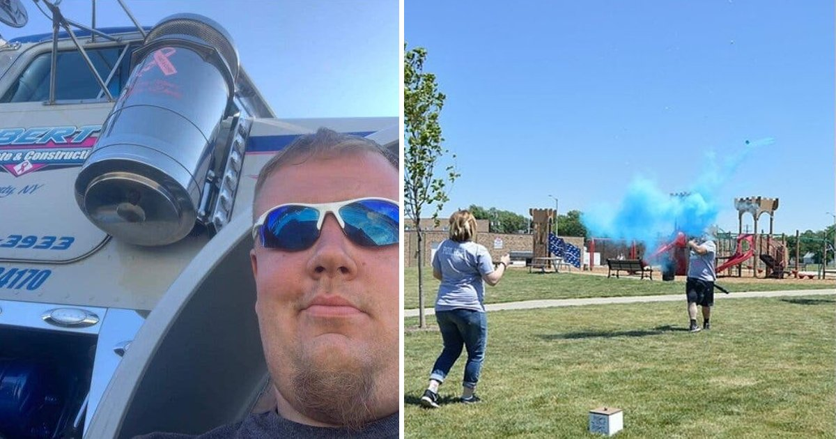 erwerewrwer.jpg?resize=412,232 - Young Dad-To-Be Dies After 'Gender Reveal' Party Device Explodes In New York