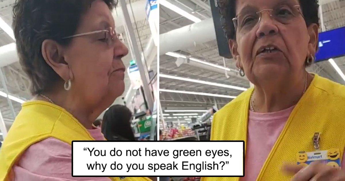 fggggg.jpg?resize=1200,630 - Walmart Employee Tells Customer To Speak English As 'We're In Texas'