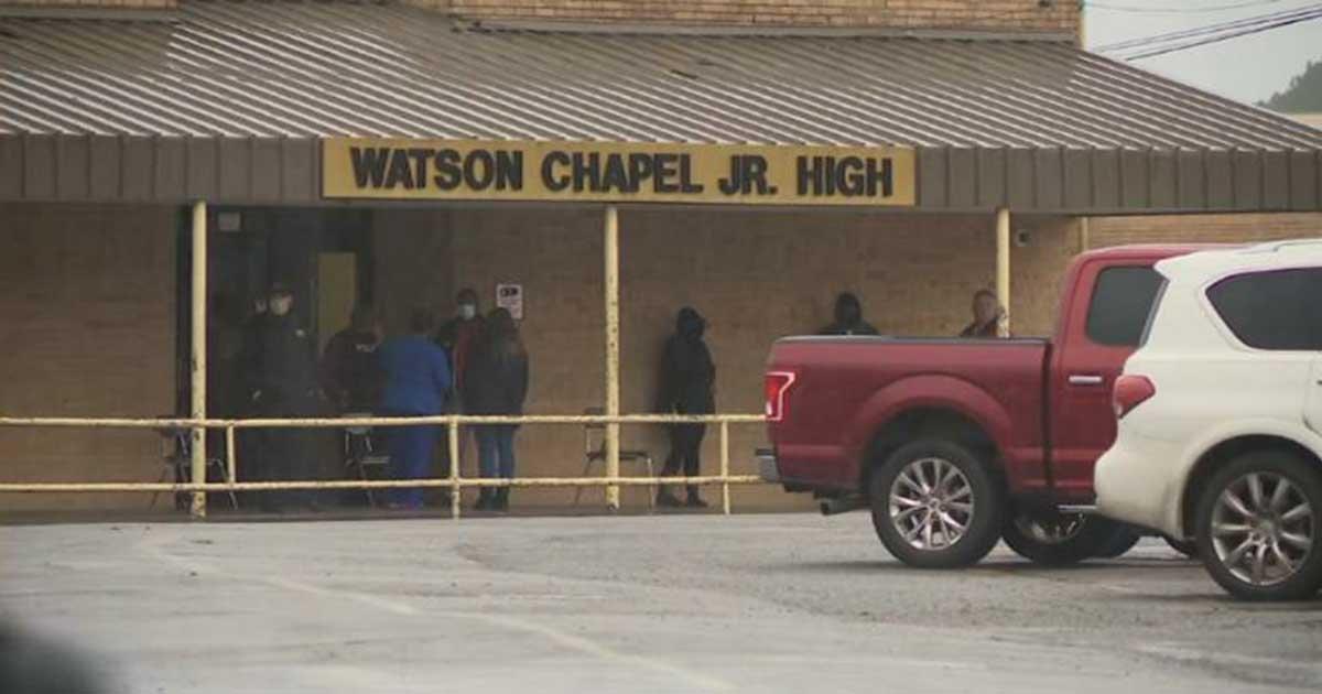 formatfactory210301121656 01 watson chapel junior high shooting exlarge 169.jpg?resize=412,275 - Shooting In Arkansas School Leaves One Student Dead