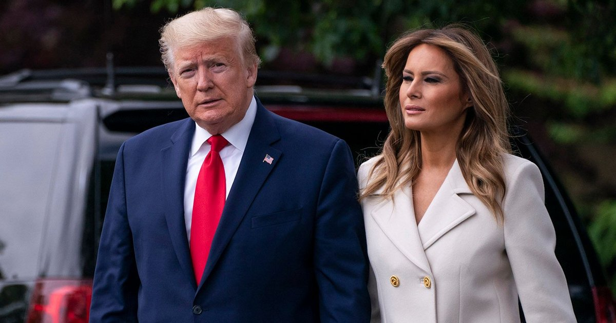 ggss.jpg?resize=1200,630 - Donald Trump & Wife Melania Launch Official Post-Presidency Website With Vows To 'Remain A Tireless Champion'