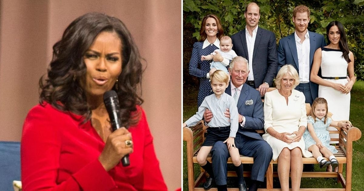 obama5.jpg?resize=412,232 - Michelle Obama Urges Meghan And Harry To 'Forgive' The Royal Family Because 'There's Nothing More Important Than Family'