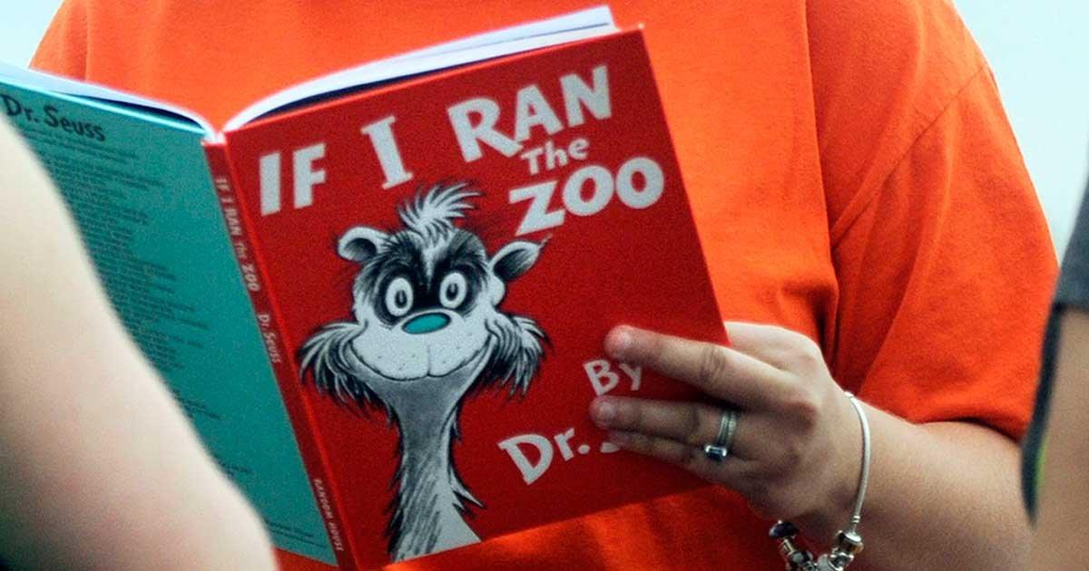 "qygyhxxjyjhxnp7tbsj22cgbsi.jpg?resize=412,275 - Six Dr. Seuss Books To Be Withdrawn Over ""Hurtful"" Imagery"