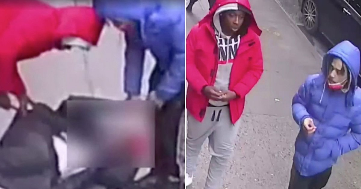 rererer.jpg?resize=412,232 - New Footage From Bronx Robbery Shows Muggers Beating Man In Broad Daylight