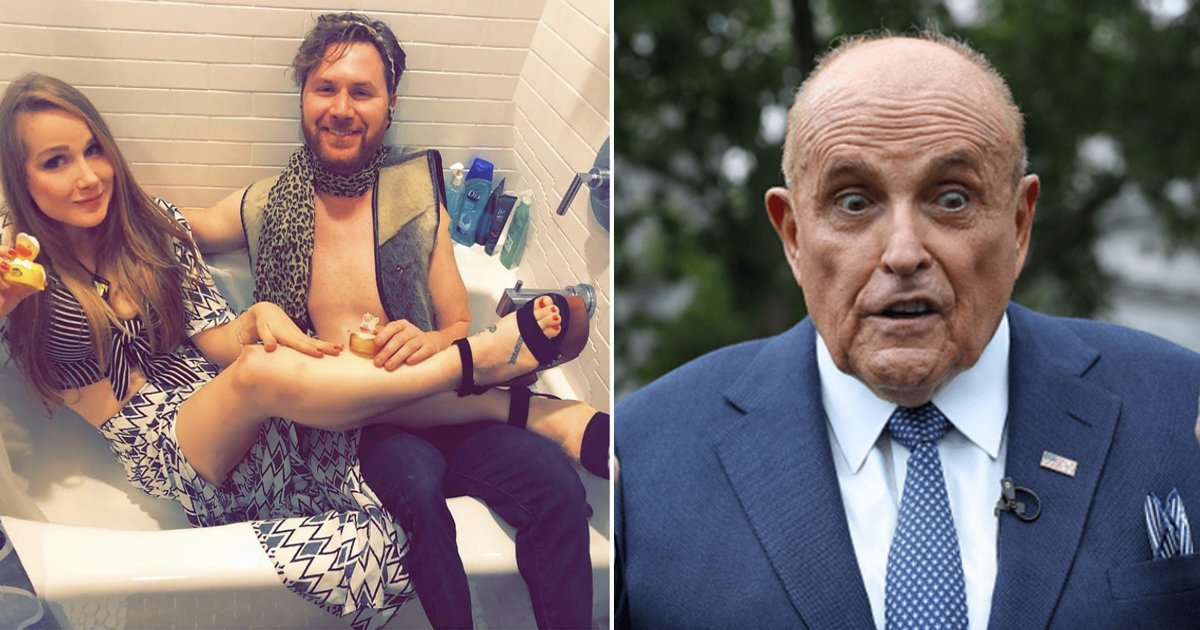 sdfsdfsdfsdfsdf.jpg?resize=1200,630 - Rudy Giuliani's Daughter Graphically Opens Up About Her Love For Wild 'Threes*mes'