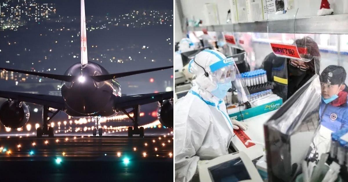 Japan Asks China to Stop Anal Swab Testing