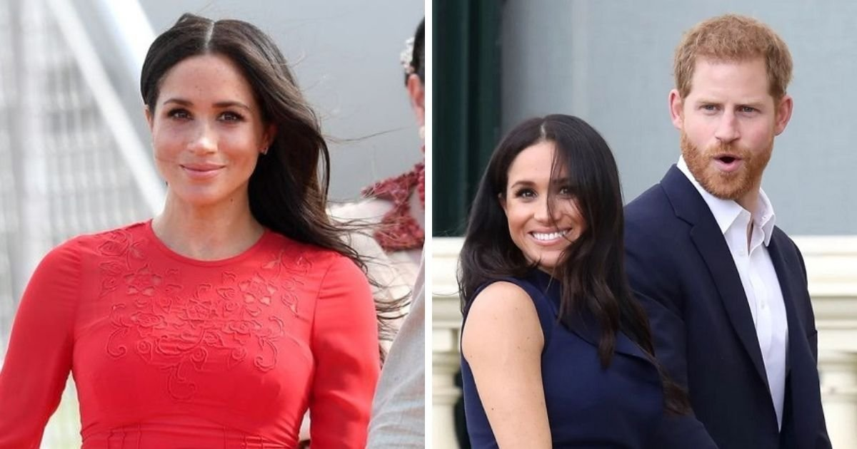untitled design 11 3.jpg?resize=1200,630 - Meghan And Harry Had A Secret Deal That Would See Their Interview Postponed If Prince Philip Died, Meghan's Friend Says