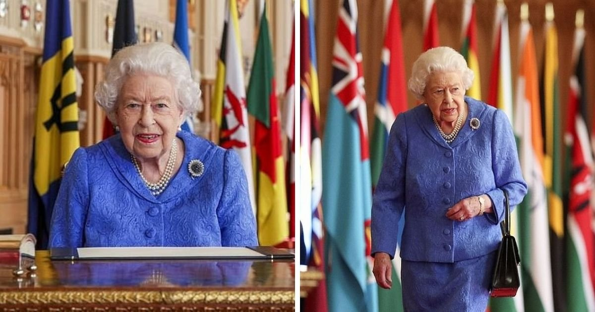 untitled design 12 1.jpg?resize=412,275 - The Queen Called For 'Friendship' And 'Unity' Moments Before Meghan Markle's Oprah Interview