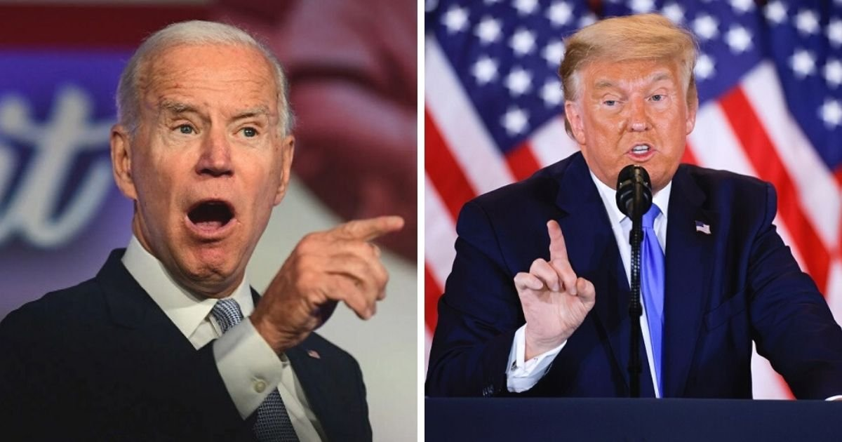 untitled design 25 2.jpg?resize=1200,630 - 'Words Have Consequences!' President Biden Tears Into Donald Trump As He Calls Racism 'The Ugly Poison'