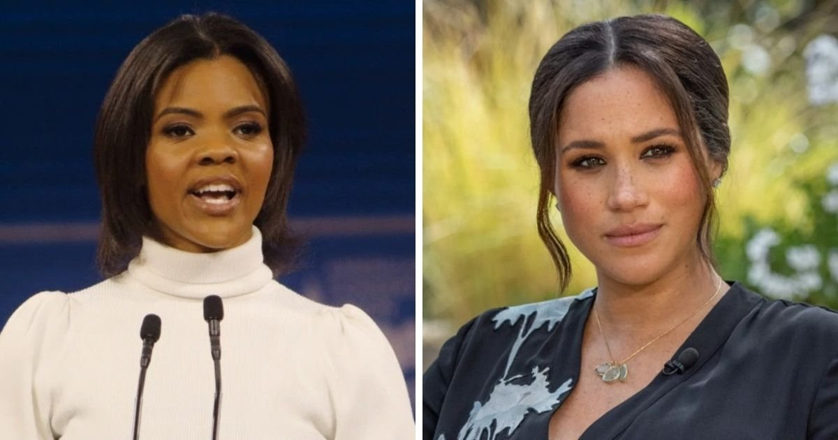 untitled design 7 1.jpg?resize=1200,630 - Candace Owens Calls Meghan Markle An 'Unknown B-List Actress' As She Slams Her Interview With Oprah