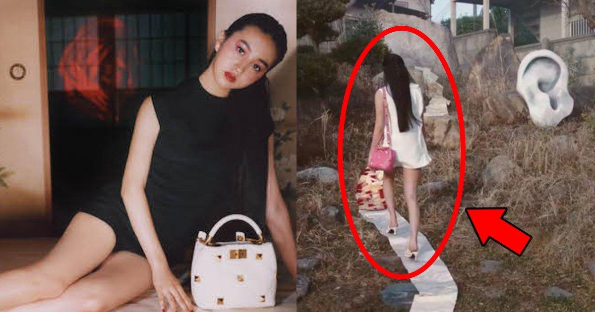valentino.png?resize=1200,630 - koki,がヴァレンティノの動画出演も着物の帯を歩くコンセプトで批判殺到「日本文化をバカにしている」