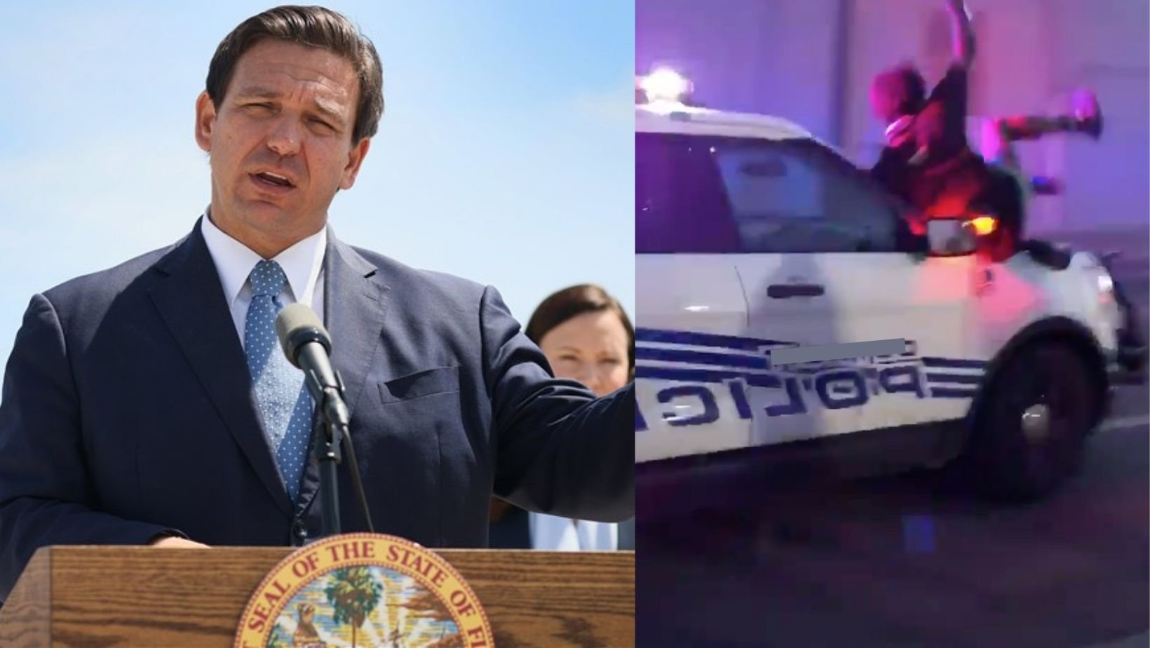 1 103.jpg?resize=1200,630 - Florida Governor Signs 'Anti-Riot' Bill That Allows Drivers To Run Over Protesters Without Being Held Accountable