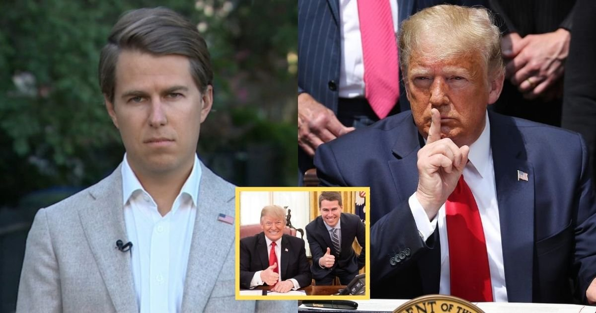 1 23.jpg?resize=1200,630 - Former Trump Staffer Bad-Mouthed the Ex-POTUS, Calls Him 'Cruel' & 'Con Man' On National TV