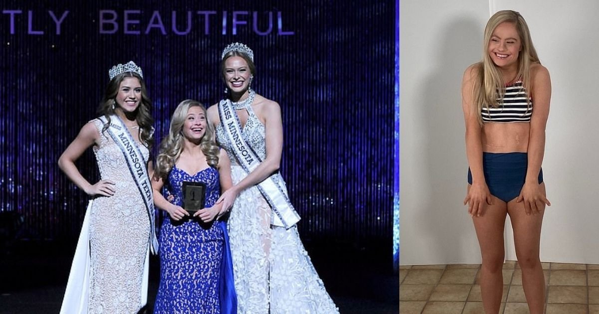 1 44.jpg?resize=1200,630 - Miss USA Candidate Hopes To Be The First Model With Down Syndrome To Grace The Cover Of Sports Illustrated