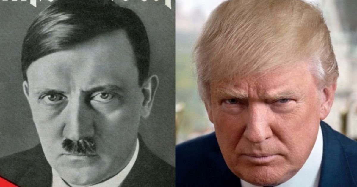 1 54.jpg?resize=412,232 - Anne Frank's Stepsister Claims That 'Donald Trump Obviously Admired Hitler'