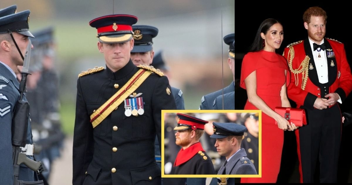 1 58.jpg?resize=412,232 - Prince Harry Will Not Wear Military Uniform At Philip's Funeral After Losing Honours In Megxit