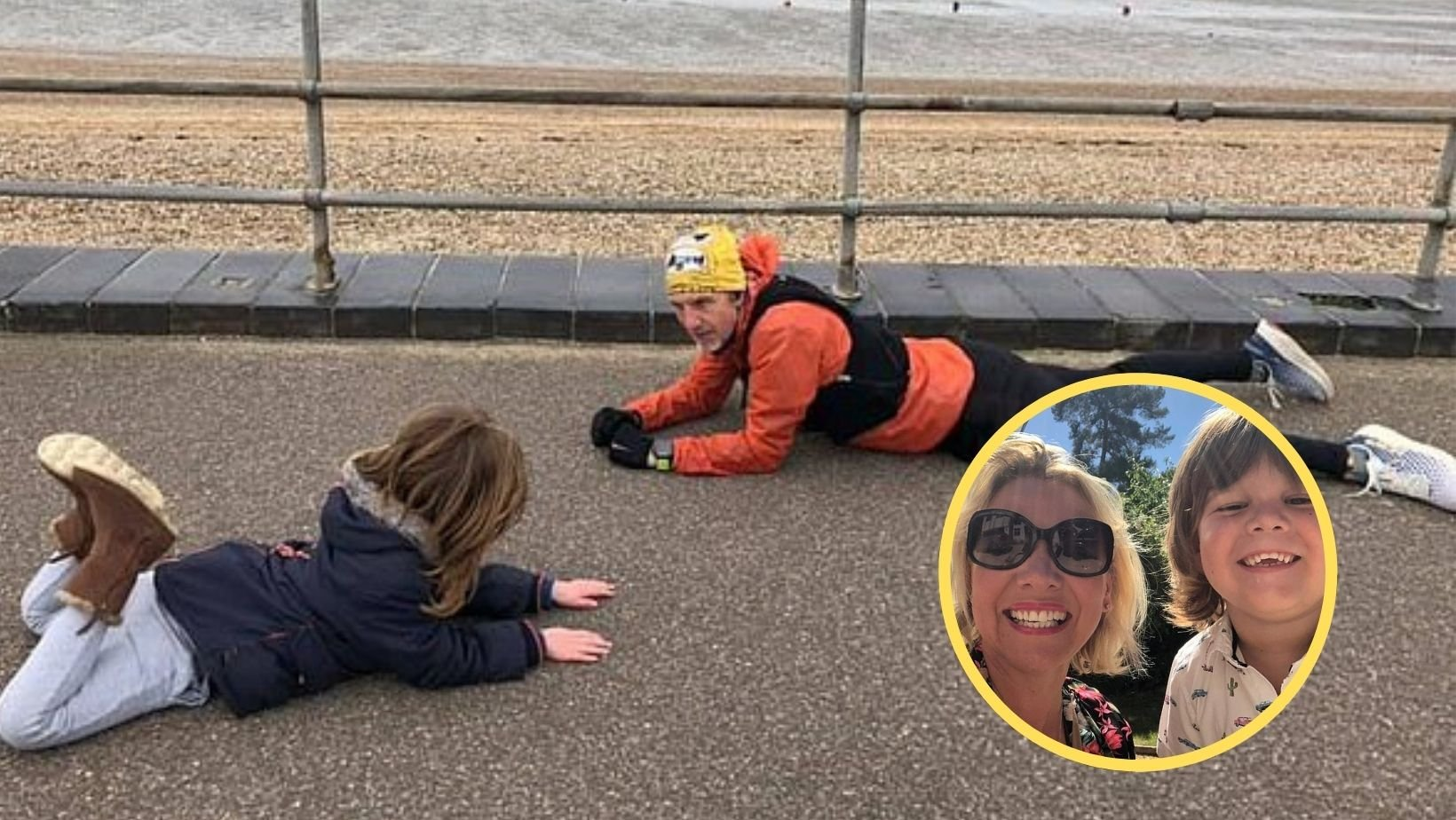 1 72.jpg?resize=1200,630 - Mom Praises 'Hero' Passerby For Lying On The Floor To Stop Her Autistic Son From Having A Meltdown