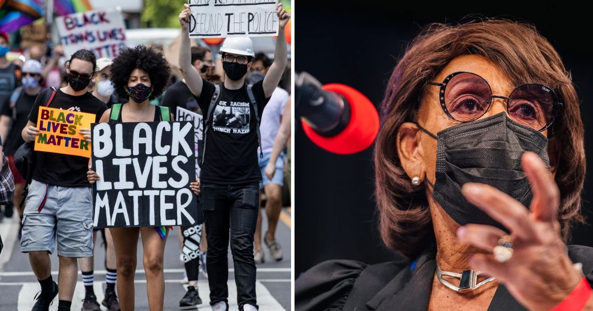 11th 1.jpg?resize=412,232 - Judge In Derek Chuavin Trial Says Maxine Waters' Comments Could OVERTURN Case
