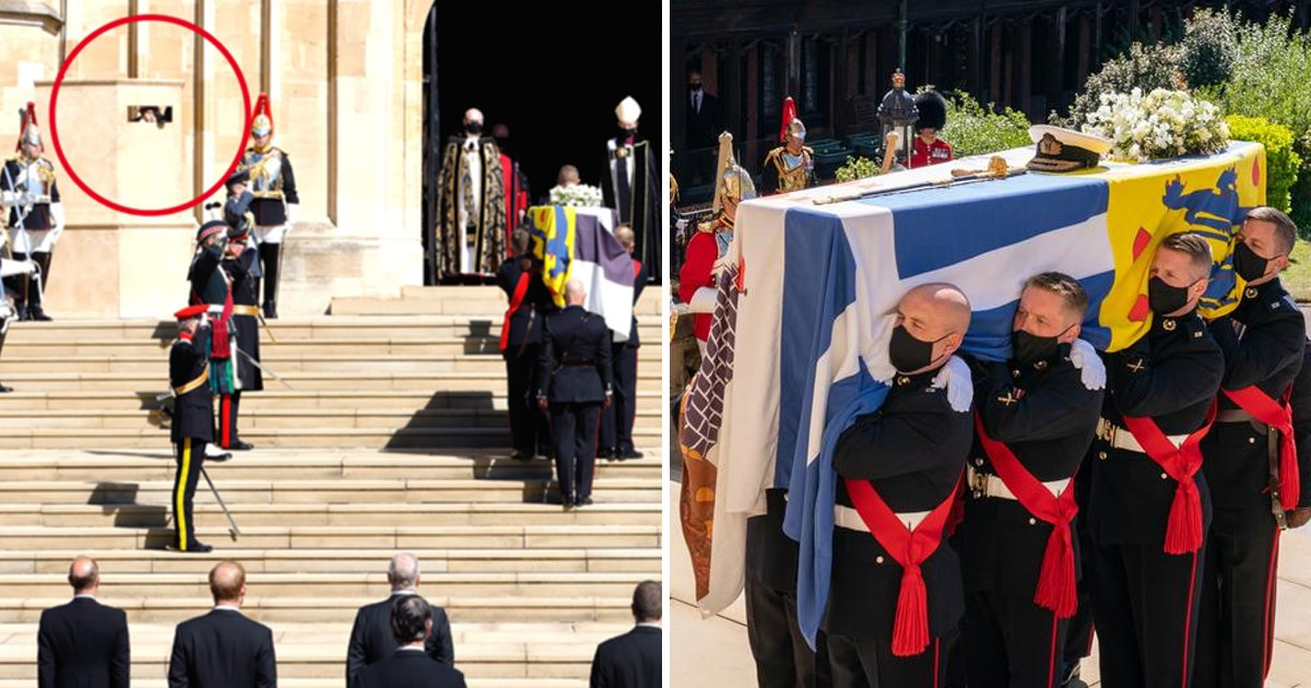 4th 1.jpg?resize=1200,630 - Hidden Photographer In FAKE Pillar At Royal Funeral Reveals What Really Went On