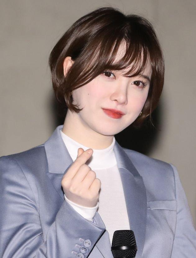 구혜선이 연예 활동을 중단하고 대학 복학을 준비중이다 | 허프포스트코리아