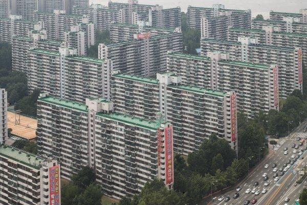강남 재건축 들썩이는데···잠실주공5단지, 3년째 제자리 - 시사저널e - 온라인 저널리즘의 미래
