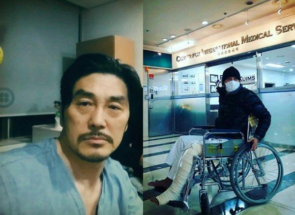 """배우 김영호 """"난 한번도 암과 싸워 본 적이 없어서 두렵다"""" - 한국연예스포츠신문"""