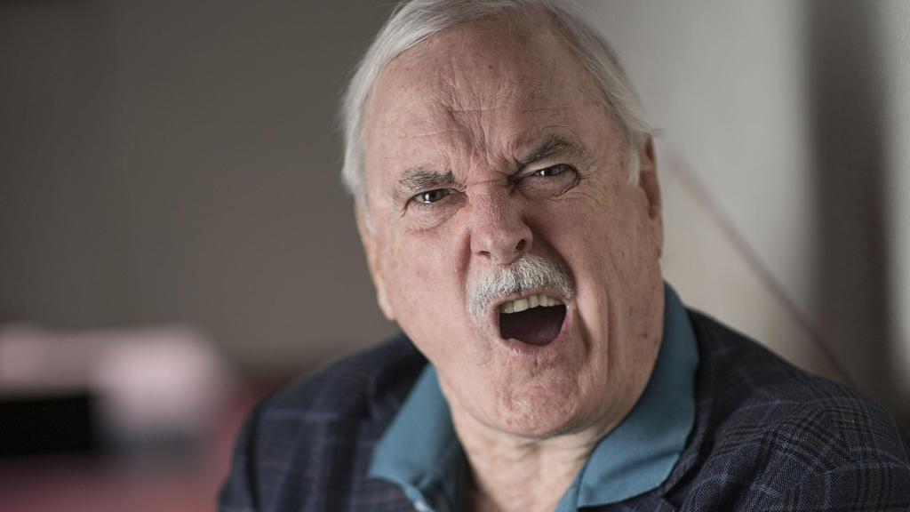 John Cleese makes a fake apology to Monty Python after Simpson actor Hank Azaria says he