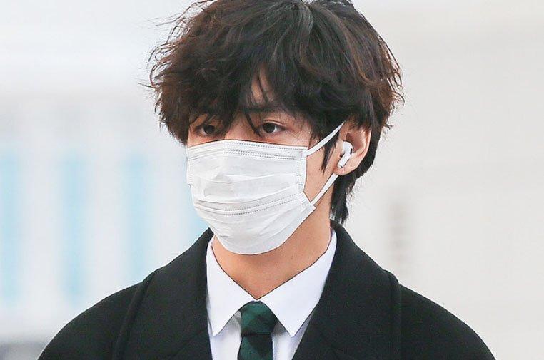 마스크 착용으로 알아보는 아이돌 얼굴 실제 크기.jpg : 네이버 포스트