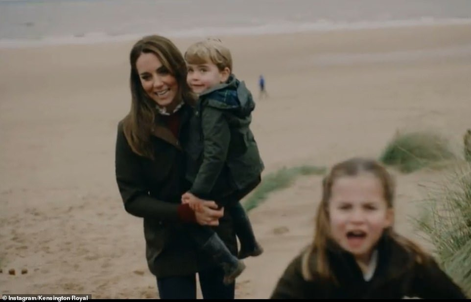 Kate Middleton and Prince William share video montage on tenth wedding anniversary | Daily Mail Online