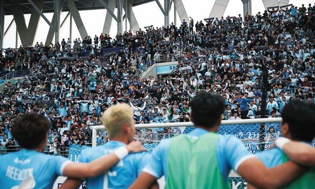 신흥 축구 열풍의 주역! 대구FC에서 살아난 K-리그 | 1boon