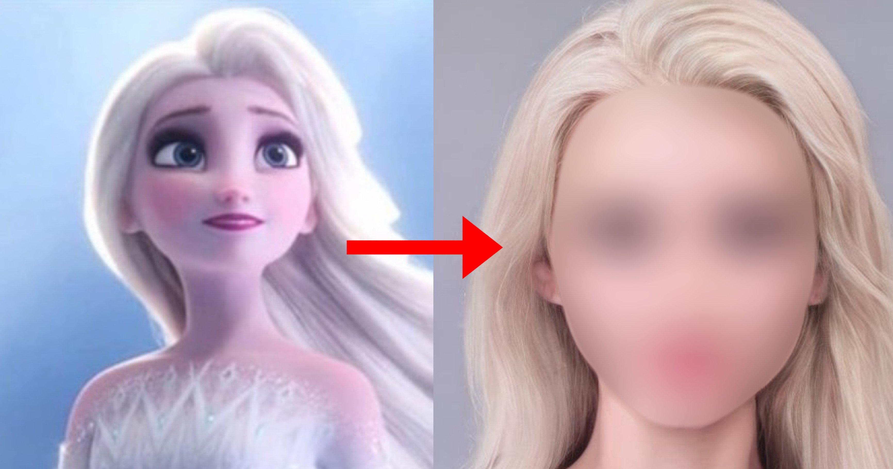 """9b796803 6462 4dbf 98a8 cab6d77523b3.jpeg?resize=412,232 - """"디즈니가 실사판으로 나온다면?""""인공지능이 만들어 낸 디즈니 캐릭터가 실제 사람이었을 때 얼굴(+사진)"""