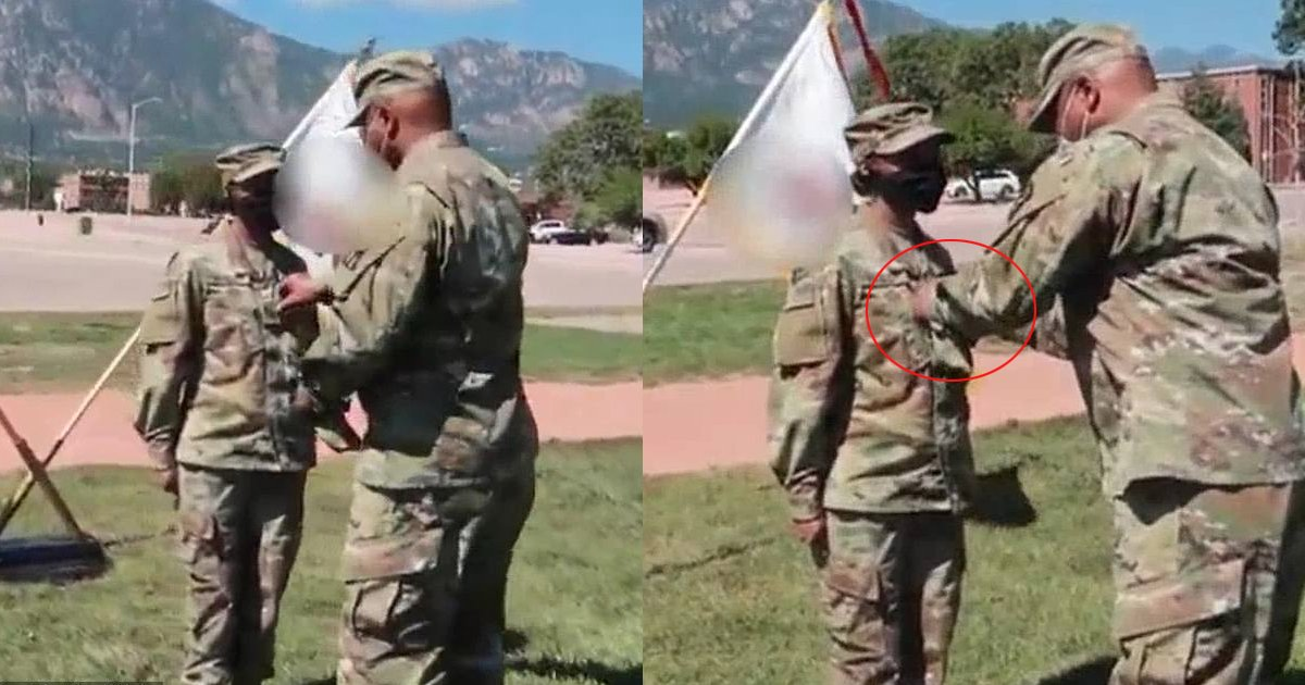 """army thumb.png?resize=412,232 - U.S. Army Uniform """"Gives Men A Free Pass To Ogle And Touch Women's Breasts,"""" Female Officer Tells Sources"""