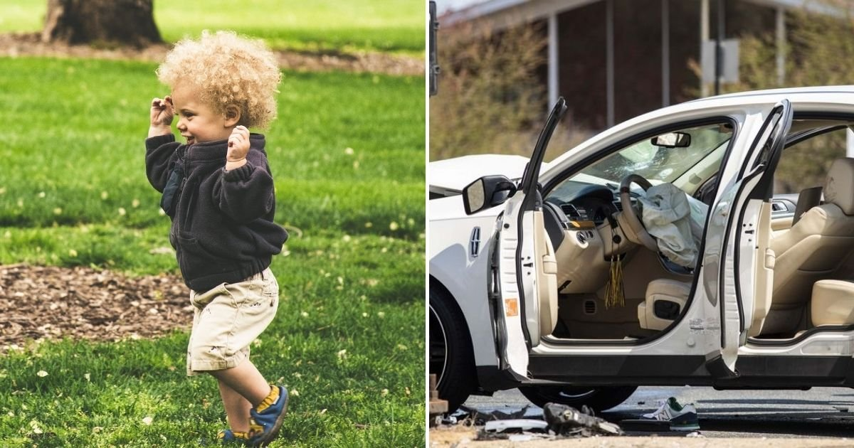 baby5 1.jpg?resize=1200,630 - 2-Year-Old Boy Was Shot In The Head While Riding In A Car With His Family