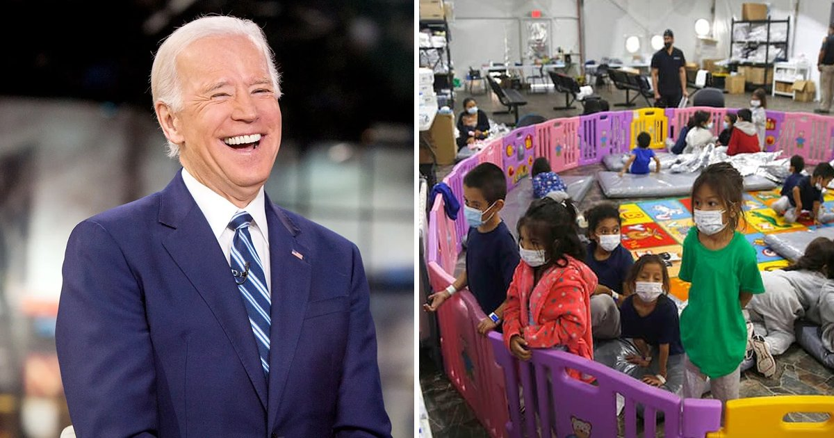 bggdg.jpg?resize=412,232 - Fury As Biden Adminstration Spends '$60 MILLION' Per Week On Housing Young Migrants