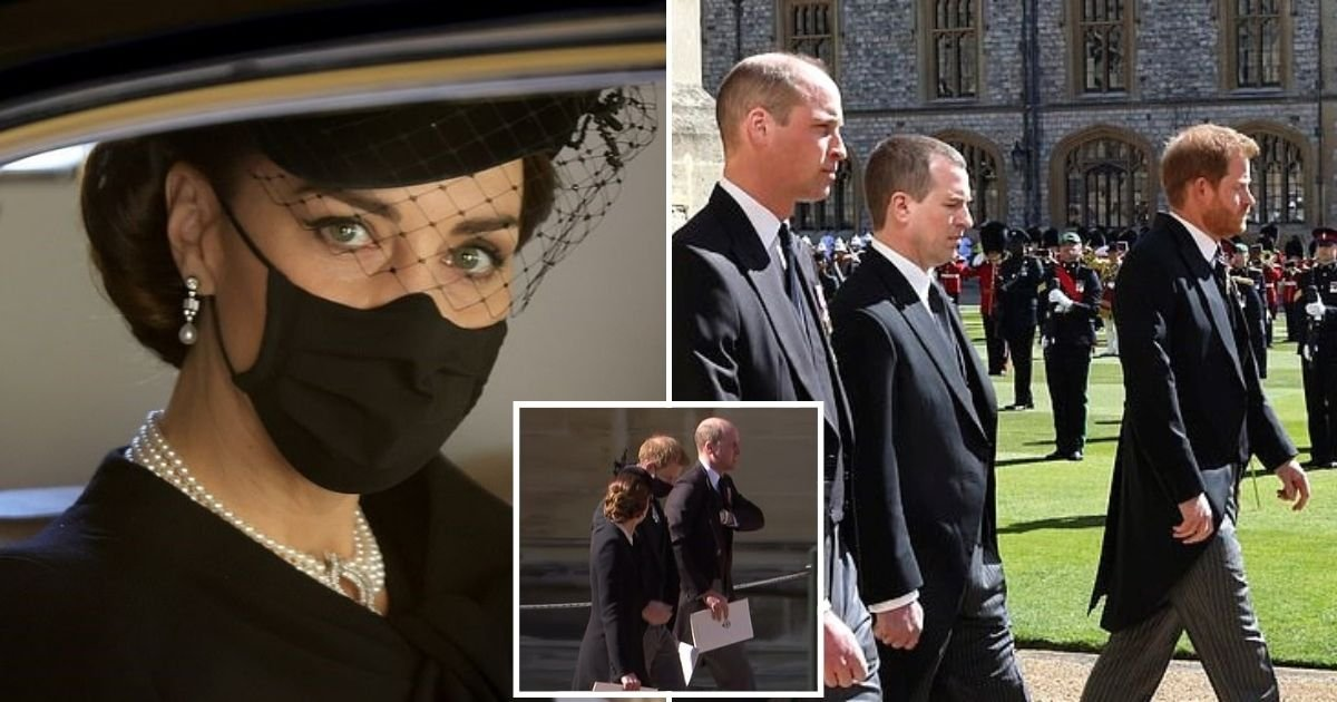 brothers5 1.jpg?resize=1200,630 - How Kate Got Prince William And Prince Harry Talking Again: Feuding Brothers Appeared To Be Relaxed In Each Other's Company