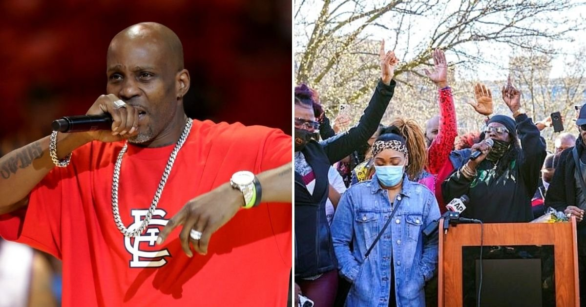 dmx6.jpg?resize=1200,630 - Rapper DMX Has 'Not Regained Any Brain Function' Almost A Week After His Overdose And Heart Attack