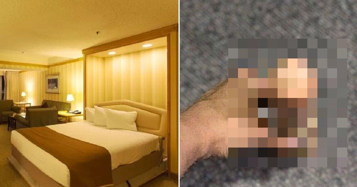 """eca09cebaaa9 ec9786ec9d8ce38581e38581e38581e38581e38581.jpg?resize=412,232 - ラブホテルに滞在していた女性2人、退室後の部屋から発見された""""あるモノ""""が物議に?!"""