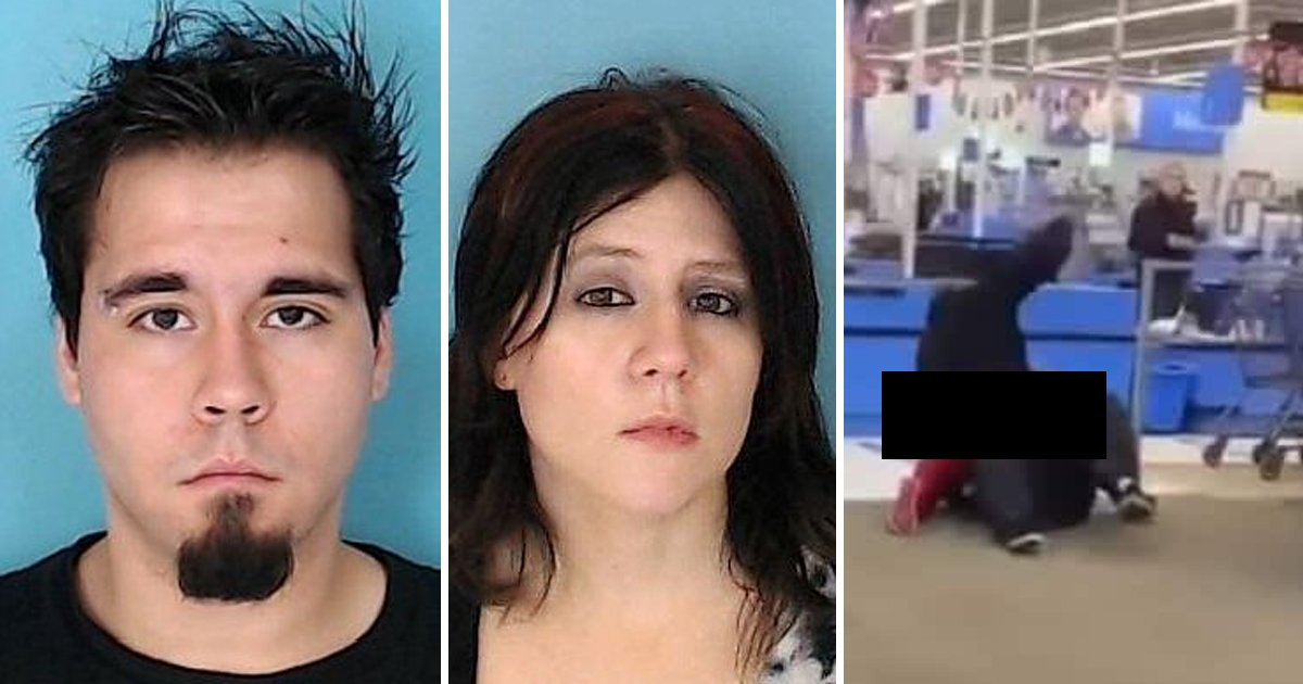 errre.jpg?resize=1200,630 - Frisky Kansas Couple Face Criminal Charges For Stealing Lube & Having S*x At Walmart