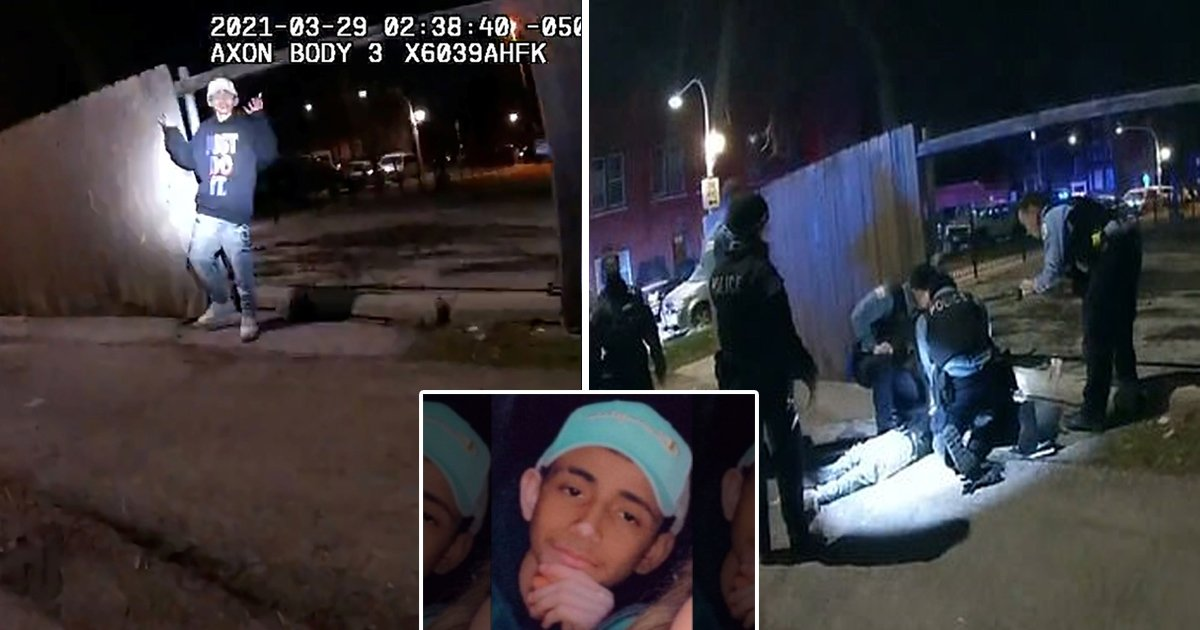 fgddd.jpg?resize=412,232 - Heartbreaking Bodycam Footage Shows Fatal Police Shooting Of Adam Toledo In Chicago