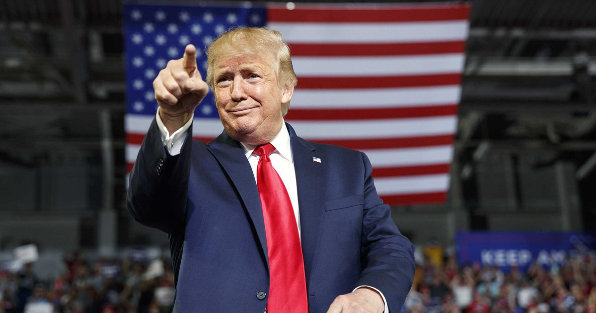 fggdgdd.jpg?resize=1200,630 - Trump Prepares To Restart MAGA Rallies With Hints Of 'Seriously Considering' Presidential Run
