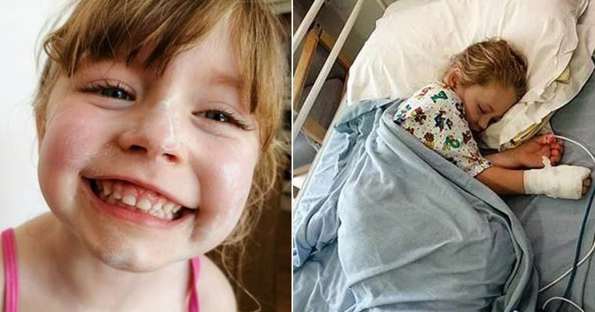 ghjf 34.jpg?resize=1200,630 - Heartbreaking Moment As Doctors Diagnose 4-Year-Old's 'Daydreaming' As Childhood Dementia