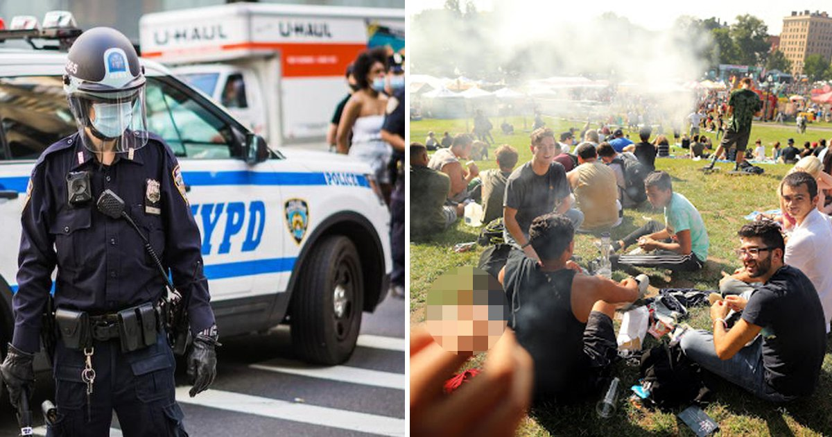 gsgsgsg.jpg?resize=1200,630 - NYPD Grants Cops New Orders On Allowing Citizens To Smoke 'W**d' In Public