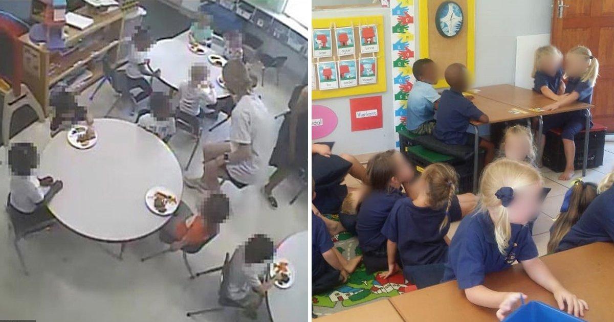 gsgssss 1.jpg?resize=412,275 - Daycare's Livestream Video Shows Teachers Making 'Black Kids' Wait For Meals As Other Kids Eat