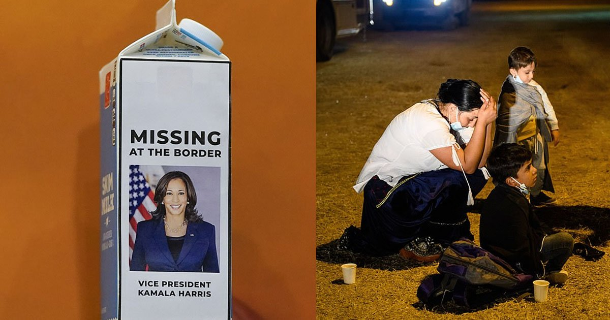 harris.jpg?resize=1200,630 - Kamala Harris FINALLY Takes Action To Visit Mexico And Guatemala But Completely AVOIDS Over-Crowded Camps At The Border