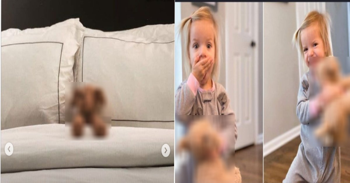instagram.png?resize=1200,630 - 宝物の人形を失くして号泣する2歳の女の子に向けてホテル職員が送った「バカンス記念写真」