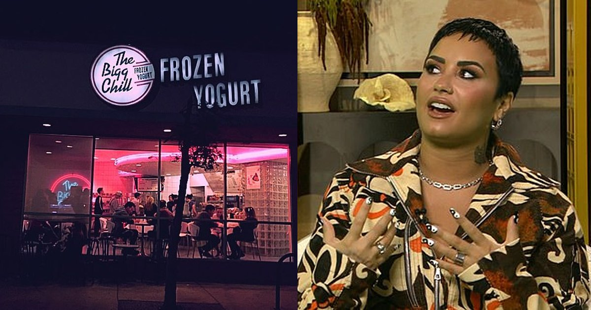 "lovato thumb.png?resize=412,275 - Demi Lovato Is Labeled As ""Stupid"" For Criticizing A Shop's Sugar-Free Options Catered Towards Diabetics, Bashing Them And Calling Them ""Harmful"""