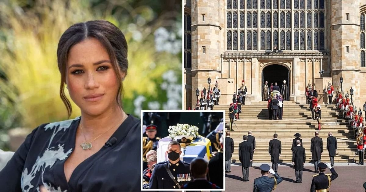 meghan2 1.jpg?resize=412,275 - Meghan Markle's Note For Prince Philip: Duchess Of Sussex Leaves Handwritten Card On Wreath At St. George's Chapel