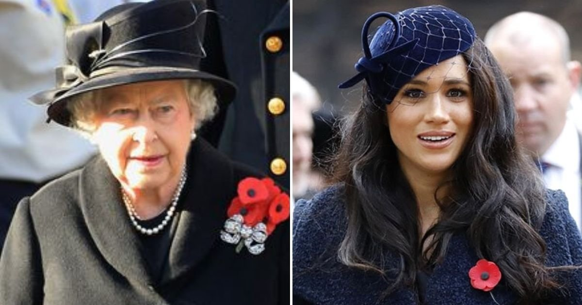 meghan4.jpg?resize=412,232 - The Queen Tells Pregnant Meghan Markle That She 'Understands' Why The Duchess Has Not Flown To Britain To Attend Prince Philip's Funeral, A Source Reveals
